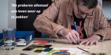 Lees meer over het artikel Atelier Maliegilde: creatieve plek voor kwetsbare Zuilenaren