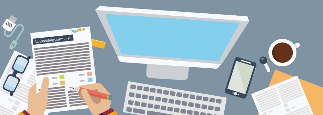 Je bekijkt nu Digiwijs 3.0 start inloop voor digitale hulpvragen