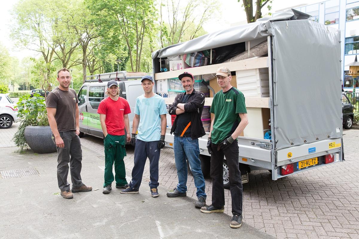 Je bekijkt nu Wijkbedrijf Utrecht: sterk in uiteenlopende klussen