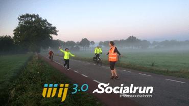 Lees meer over het artikel Socialrun 2021: Sponsor team WIJ 3.0 en ondersteun Socialrun